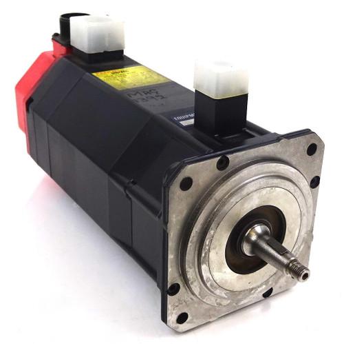 AC Servo Motor A06B-0163-B175 Fanuc 3000rpm 2.0kW 7.5A 161VAC 9Nm *Used*