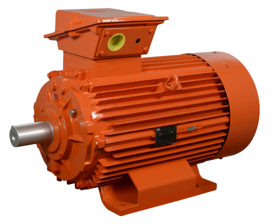 Leroy-Somer Atex motor Picture