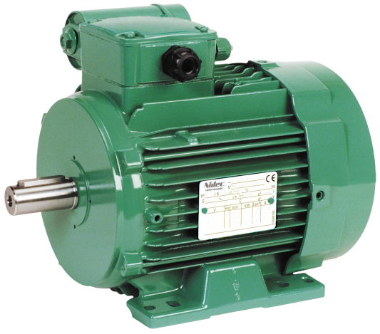 Leroy-Somer Induction Motor Picture
