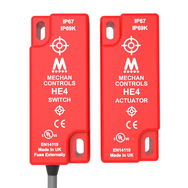HE4 Series picture from mechan controls