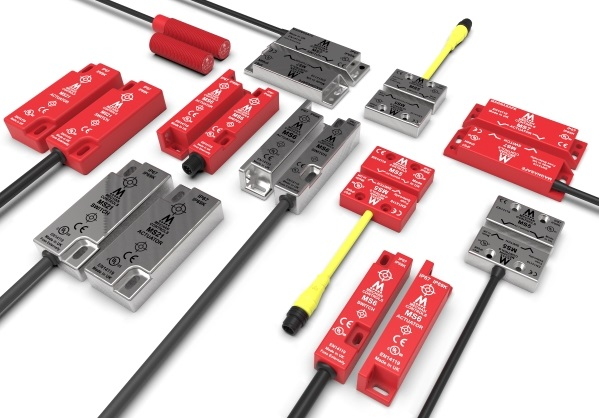 Magnetic Safety Switches of Mechan Controls
