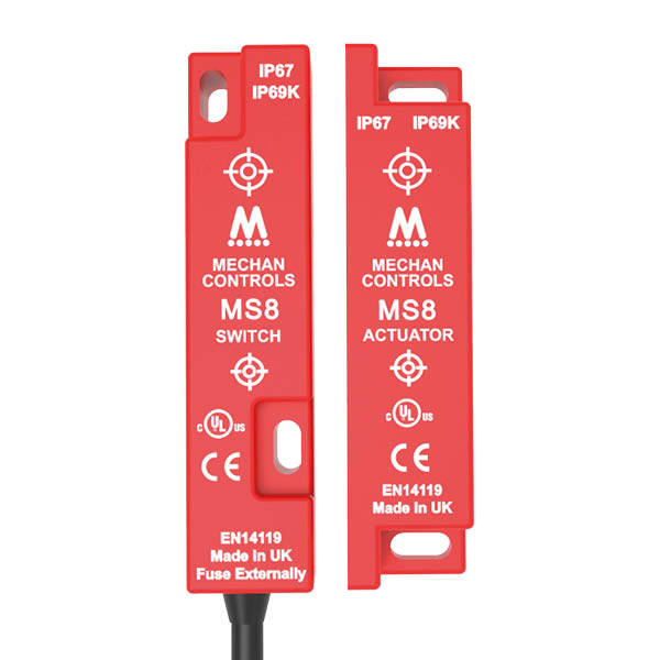 MS8 Series picture from mechan controls