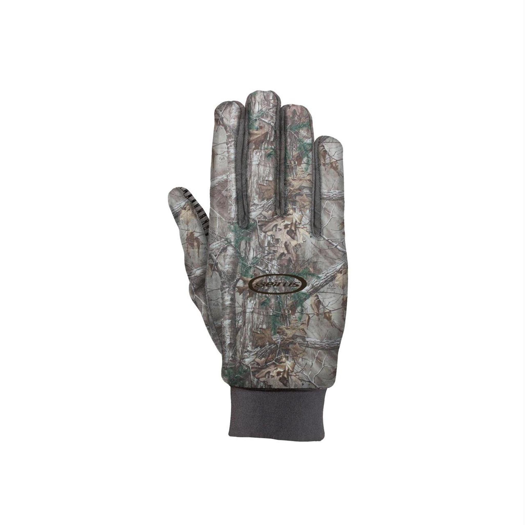 Realtree AP Camo Seirus Innovation Mountain Challenger Glove