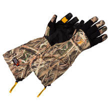 Wicked Wing Insulated Decoy Gloves - Mossy Oak Shadow Grass Blades, Medium