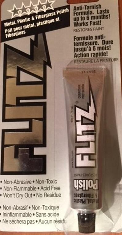 Flitz Metal Polish