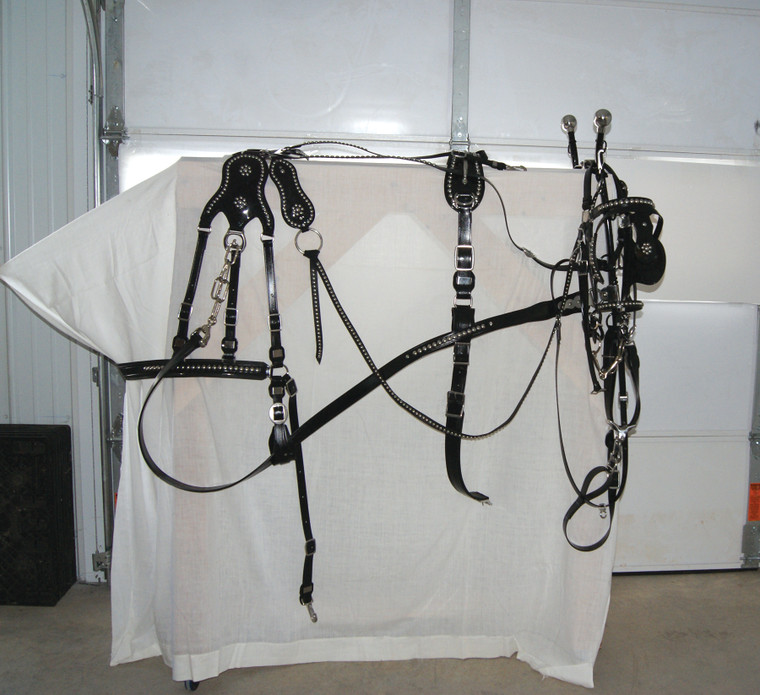 Countryside Team Parade Harness - Cob, Horse or Mule