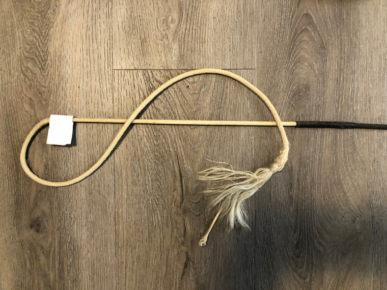 """Training Whip 80"""" 4-in-hand"""
