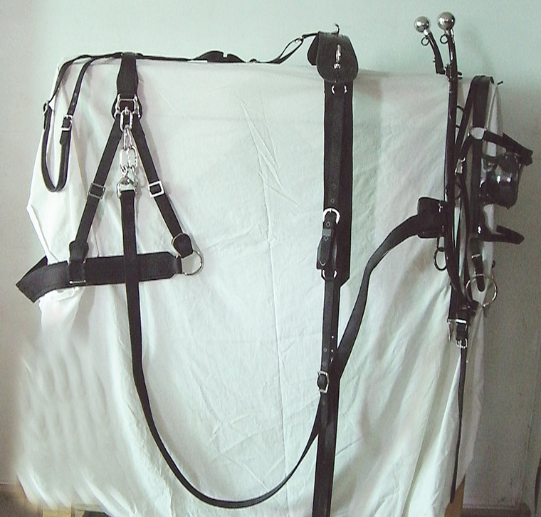 Countryside Single Buggy Style Harness Draft