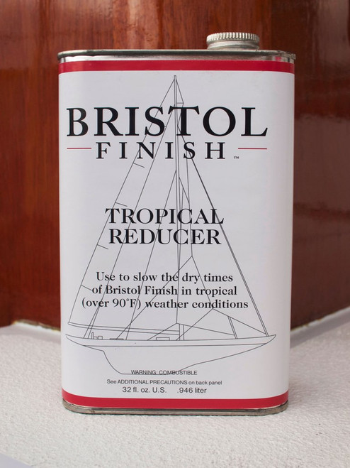 Bristol Finish Tropical Reducer for Traditional Amber