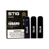 VGOD Stig Disposable Device 6% 3-Pack Cubano