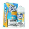 Cloud Nurdz Peach Blue Razz 100ml
