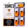 The Jones Pods Clear Mango 5-Pack