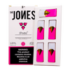 The Jones Pods Strawberry Pink 5-Pack