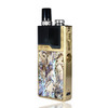 Lost Vape Orion Q 17W AIO Pod System Gold Abalone