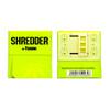 Tshuki Shredder Flat Grinder Bright Green Leaf