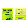Tshuki Shredder Flat Grinder Green Leaves