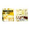 Tshuki Shredder Flat Grinder Dollar Bill