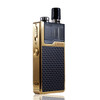 Lost Vape Orion Plus Kit Gold Carbon Fiber