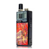 Lost Vape Quest Q-Pro Black Red Stabwood