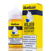 Vapetasia Killer Kustard Blueberry (100mL)
