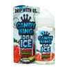 Candy King On Ice Strawberry Watermelon Bubblegum 100mL