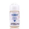 Naked 100 Cream Azul Berries 60ml