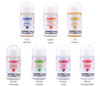 Naked 100 All Flavors Cream and Fusion 60ml