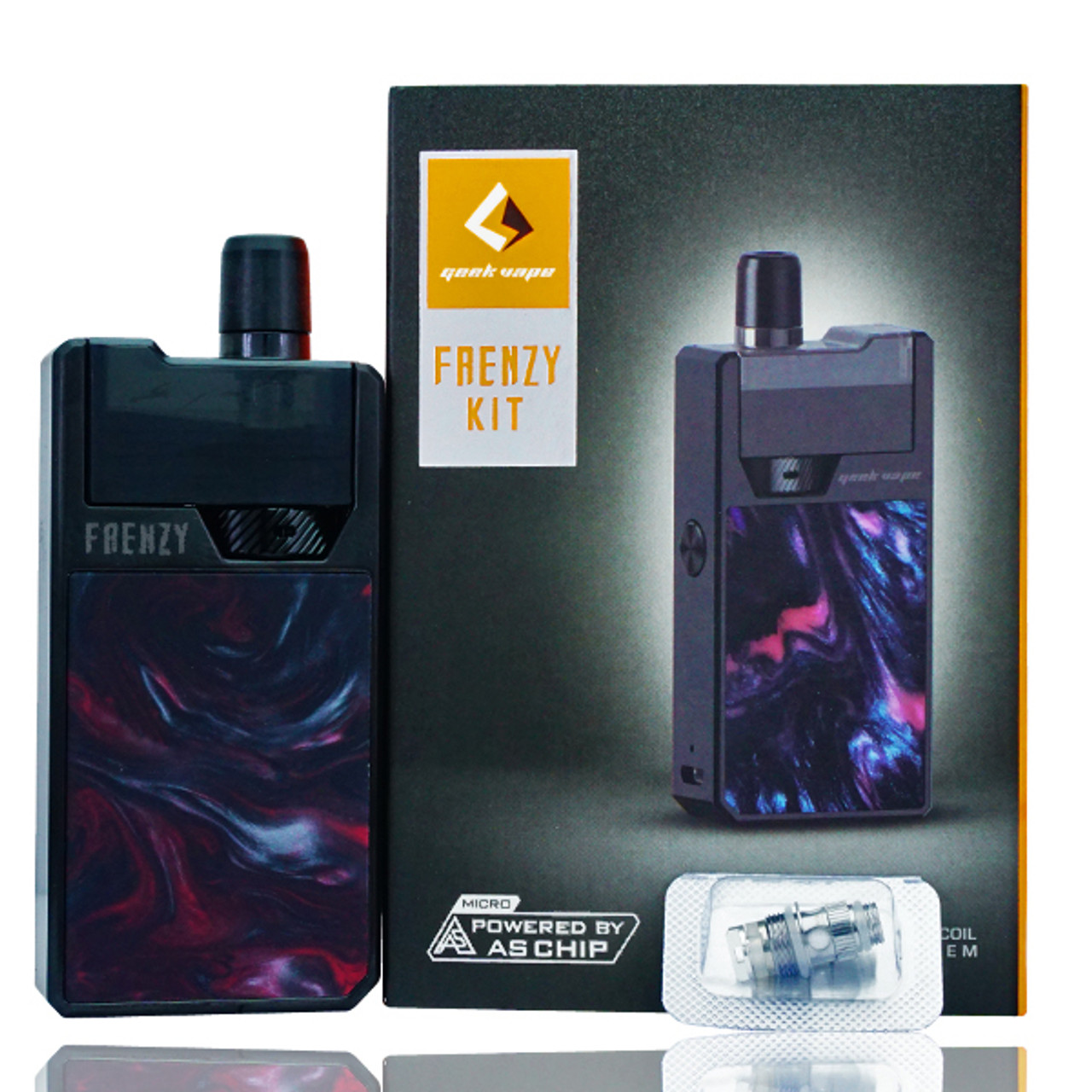 GeekVape Frenzy Pod System Kit - Empire Imports Wholesale