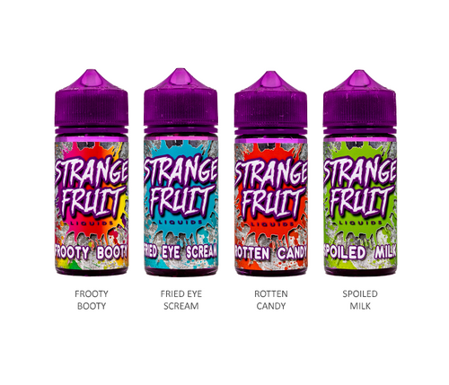 Strange Fruit All Flavors 100ml