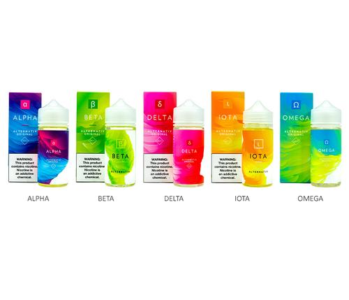 Marina Vape Alternativ All Flavors 100ml