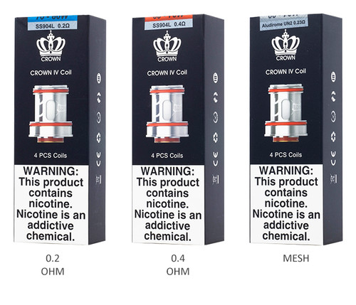 Uwell-Crown-4-Coils-All-Options