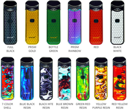 SMOK Nord Pod System Kit All Colors