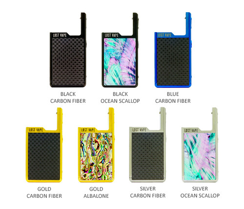Lost Vape Orion DNA GO 40W Mod All Colors