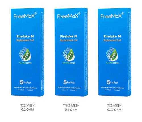 Freemax-Fireluke-Coils-M-Tx-Mesh-Coils-All-Options