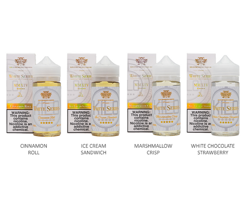 Kilo White Series All Flavors 100ml