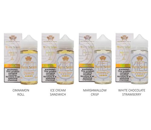 Kilo White Series All Flavors 100ml