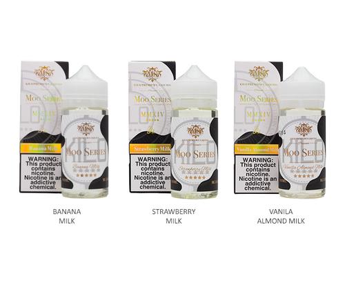 Kilo Moo Series All Flavors 100ml