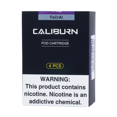 Uwell-Caliburn-Pods-4-Pack-1.4ohm-Box