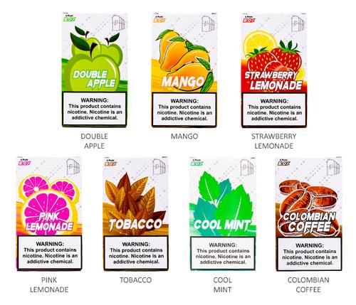 Skol Pods All Flavors 4-Pack