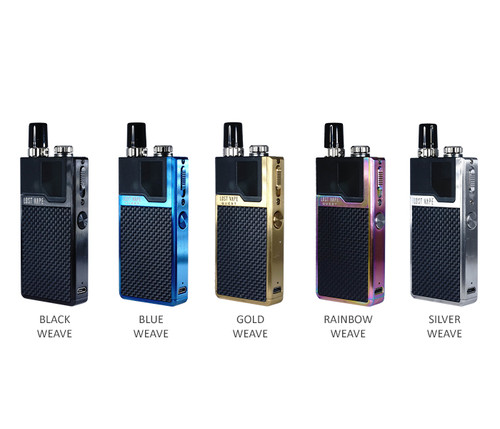 Lost Vape Orion Q 17W AIO Pod System All Weave Colors
