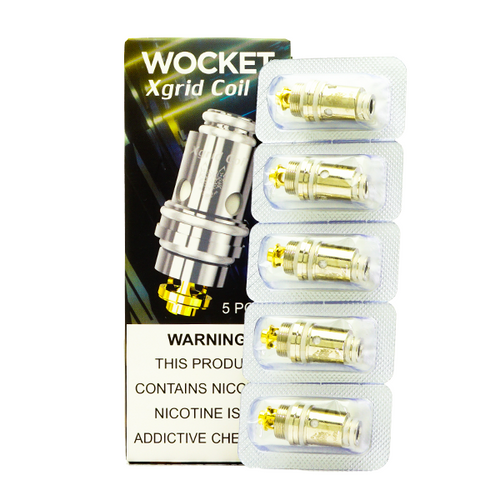 Snowwolf Wocket Xgrid Coils Pack