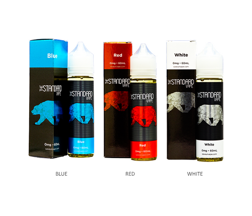 The Standard Vape All Flavors 60ml