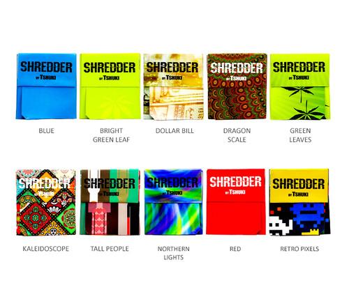 Tshuki Shredder Flat Grinder All Colors