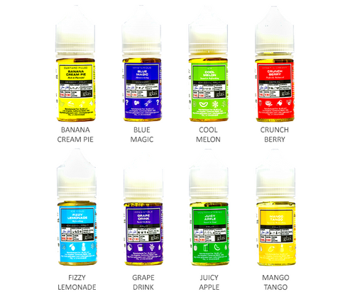 Glas Basix Salt All Flavors 30ml