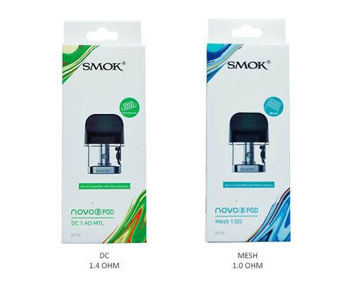 SMOK Novo 2 Pods (3-Pack)