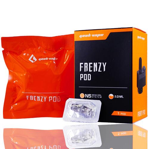 GeekVape Frenzy Pod Set (1 Pod + 2 Coils)