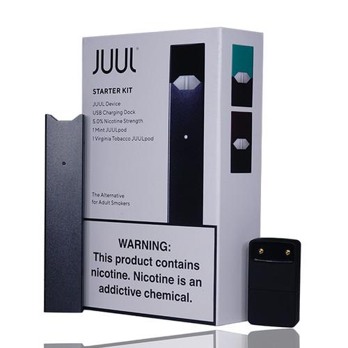 Juul Starter Kit 2 Pods Included