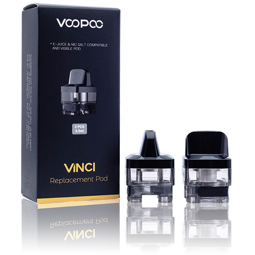 VooPoo Vinci Replacement Pods 2-Pack
