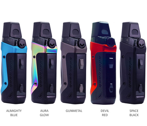 Geekvape Aegis Boost Kit All Colors