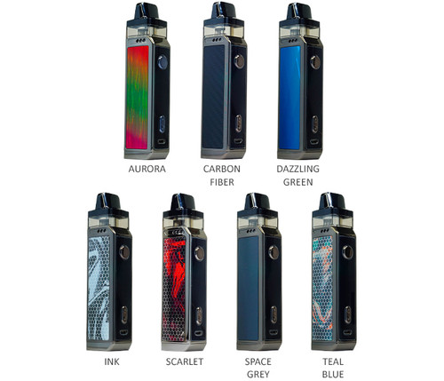 Voopoo Vinci X All Colors